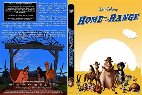 home on the range custom dvd custom covers