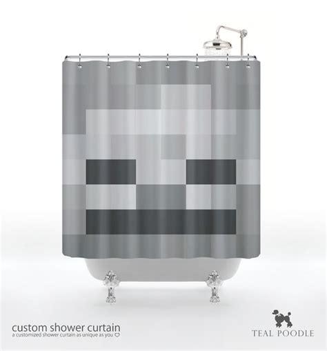 minecraft bathroom accessories minecraft shower curtain sprite stitch