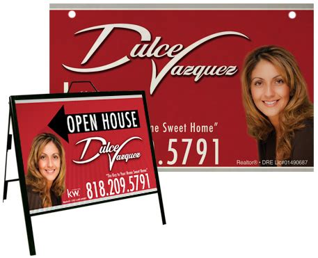 open house real estate signs real estate signs