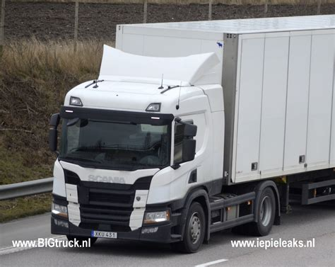 scania new model and even more new scania p models on the road iepieleaks