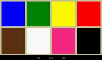 8 basic colors learn colors for toddlers apk for android