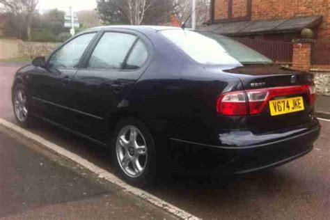 black seat toledo seat toledo v5 black car for sale