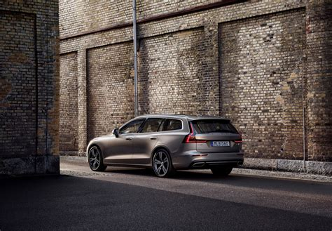 what is volvo 2019 volvo v60 hybrid wagon is what the swedes do best