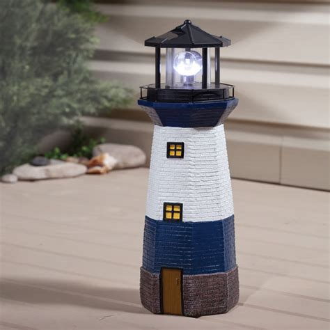 Solar Lighthouse By Maple Lane Creations Solar L Light House Solar