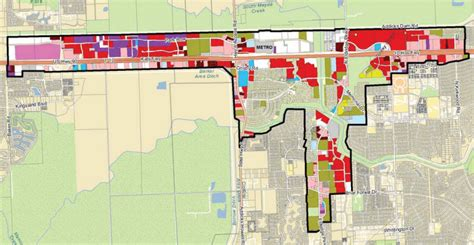 houston map energy corridor category land use cds community development strategies