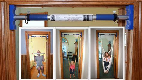 indoor swing support bar indoor support bar 4 piece kit toddler swing play equipment