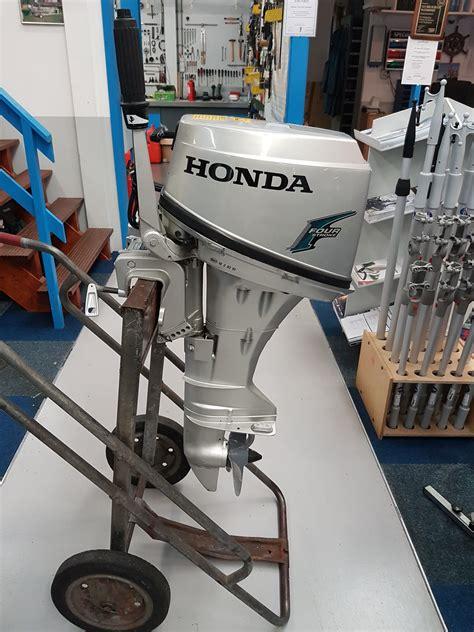 8 pk honda buitenboordmotor buitenboordmotoren