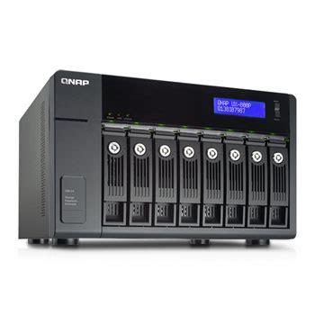 Qnap Tx 800p 8 Bay Expension Unit For Qnap Thunderbolt Vn 30343 Wb qnap ux 800p 8 bay turbo nas expander box unit ln59251 scan uk