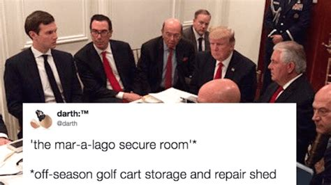 Situation Room Meme - trump s impromptu situation room photo gets the meme