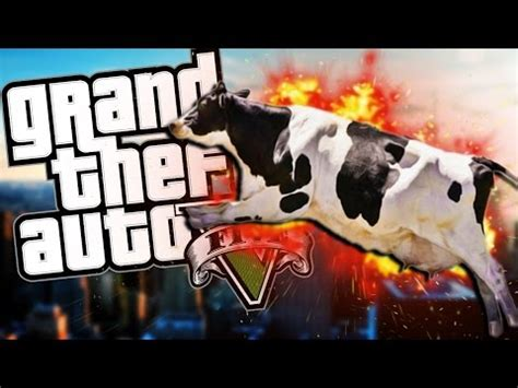 be one with the animals!   grand theft auto v (pc) #3
