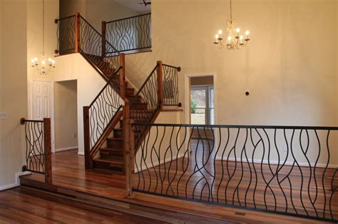 Decorative Banisters by Decorative Iron Railings Pictures To Pin On