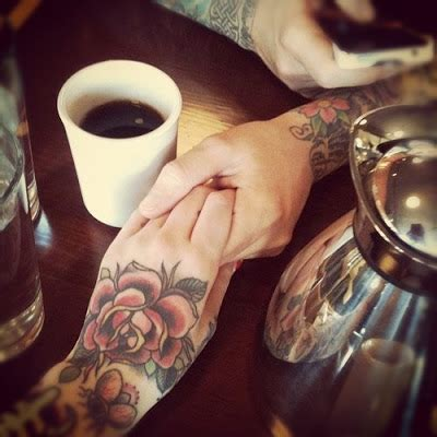 couple hand tattoos pencil anime images drawings