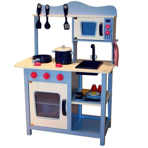Childrens Kitchen Playsets by Wooden Pretend Kitchen Playset Childrens