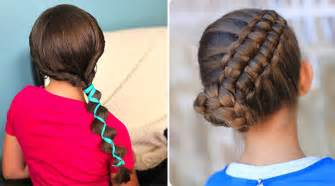hair styles for crossdressers top 10 cute girl hairstyles for school yve style com