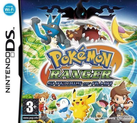 best nds rom 2984 ranger shadows of almia nintendo ds nds