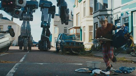 film robot hollywood robot overlords london review hollywood reporter
