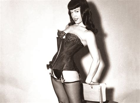 bettie page home bettie page