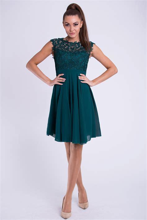 Plain Lola Dress 1 lola dress bottled green 26012 1