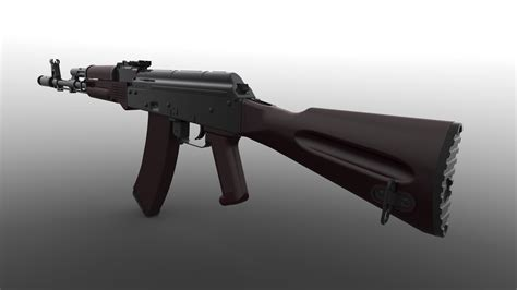 Ak74 Plum Furniture by Ak 74 Fixed Stock Plum Furniture By Ulricconnal On Deviantart