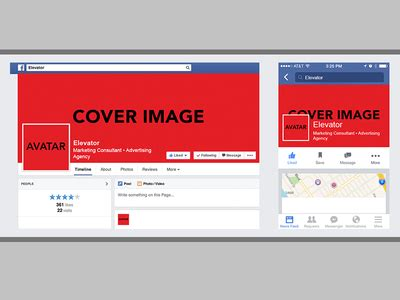 15+ best free facebook cover photoshop templates for 2018
