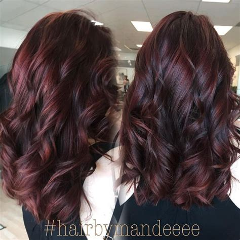 brown hair the most underrated hair color hair color best 25 burgundy brown hair color ideas on pinterest