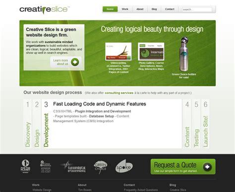 web layout word 2010 webdesign inspiration 20 firmen webseiten mit wordpress