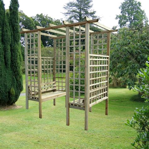 Garden Arch Primrose Tethys 2 4m 7ft 10 189 In Timber Garden Arbour And Arch