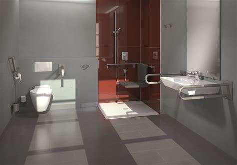 ada konformes badezimmer 59 besten behindertengerechtes bad bilder auf