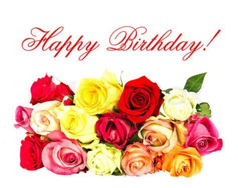 imagenes de flores happy birthday texte bon anniversaire