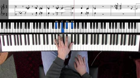 youtube tutorial jazz piano tutorial sophisticated lady part 1 jazz piano youtube