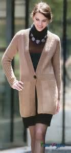 схема вязанного пальто на спицах