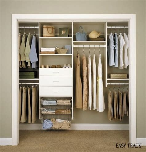 Easy Track Closet System Giveaway Win An Easy Track Diy Closet Organization System