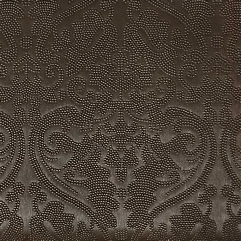 embossed vinyl upholstery fabric lyon embossed damask pattern vinyl upholstery fabric by
