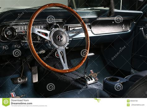 how to shoo car interior at home ford mustang 1965 1st generation classic car interior shot