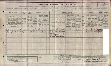 Ancestry Records Uk Ancestry Uk 1911 Census