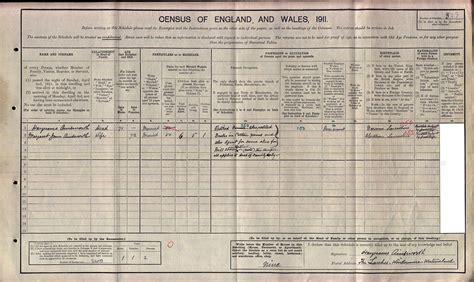Census Finder Ancestry Uk 1911 Census