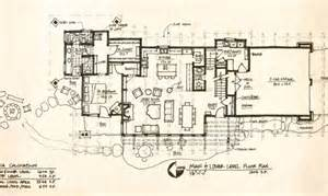 Modern Cabin Floor Plans 17 Spectacular Rustic Mountain Cabin Plans House Plans