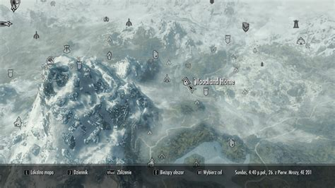 Location To Home by Autostopowicz70 Skyrim Mod Build Your Own Home
