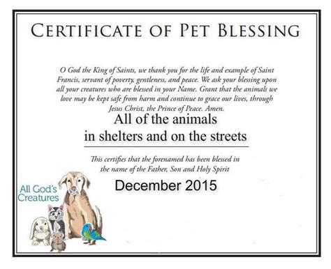 Blessing Card Template by 17 Best Images About Ban Animal Cruelty On