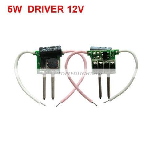 Driver Led 3 Watt 5w 5 Watt High Power Led Driver 12v By Dr5dc Us 2 99 Topledlight
