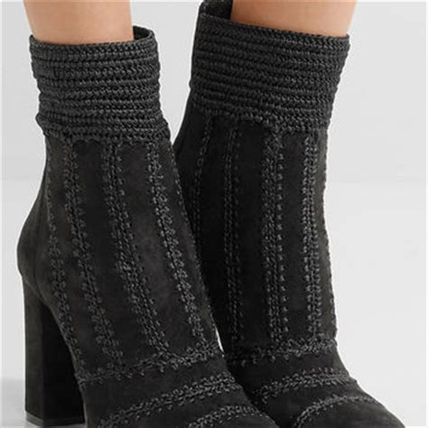 crochet ankle boots best crochet ankle boots products on wanelo