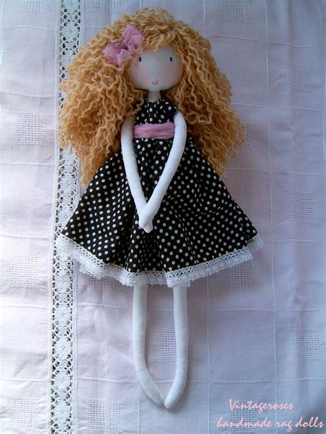 Cloth Dolls Handmade - best 25 handmade rag dolls ideas on handmade