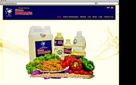 Minyak Kelapa Ikan Dorang pt ikan dorang best drupal websites showcase