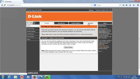 Modem Adsl D Link Dsl 2640b tutorial setting modem d link dsl 2640b with caption
