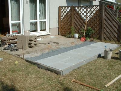 veranda unterkonstruktion terrasse und terrassendach selber bauen