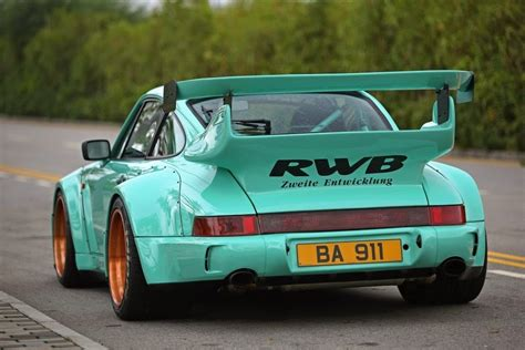 rauh welt porsche rauh welt hong kong video shows off latest tiffany rwb