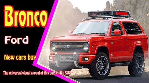 2019 Ford Bronco 4 Door by 2019 Ford Bronco 2019 Ford Bronco Price 2019 Ford