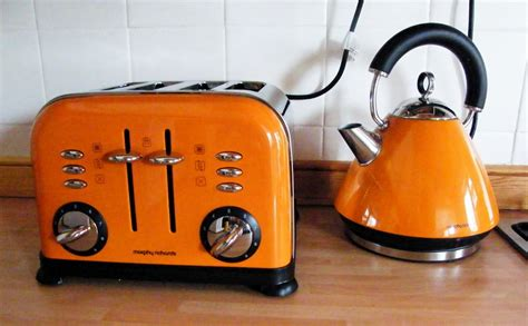 Morphy Richards Purple Toaster 4 Slice Coloured Kettle And Toaster Sets Morphy Richards 242020ee