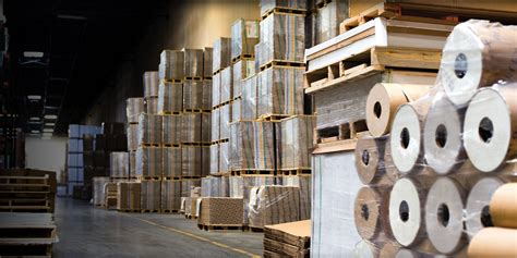 Paper Company - paper packaging and wide format digital solutions