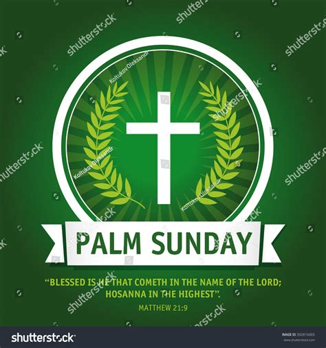 beaufiful palm sunday template photos gt gt palm sunday